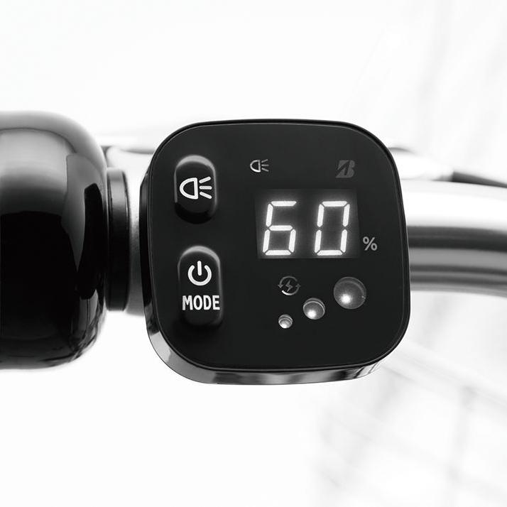 2019 イルミオ「IL4B49」24インチ 電動自転車