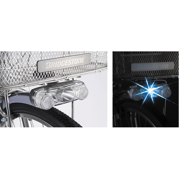 2020 アルベルト L型「AB65LT」26インチ 5段変速 オートライト シティサイクル 自転車