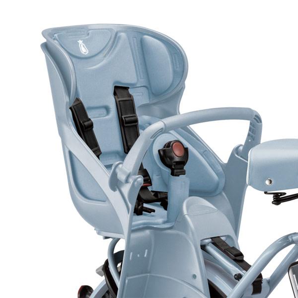 2020 bikke MOB dd(ビッケモブdd)「BM0B40」20インチ 3人乗り対応 電動自転車