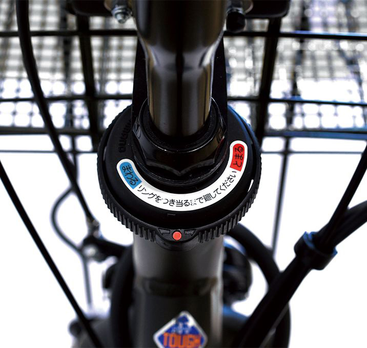 2021 STEPCRUZe(ステップクルーズe)「ST6B41」26インチ 電動自転車