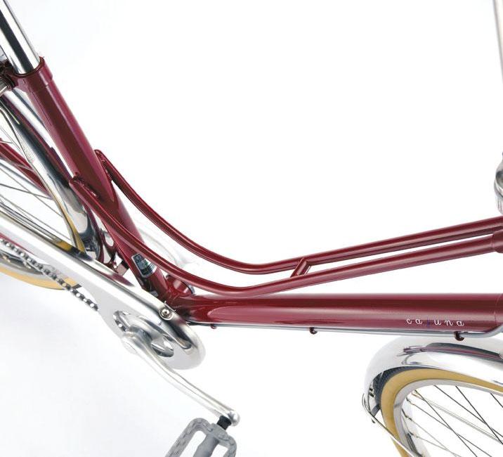 2021 カジュナ ベーシックライン「CB63T1」 26インチ 3段変速 オートライト シティサイクル 自転車