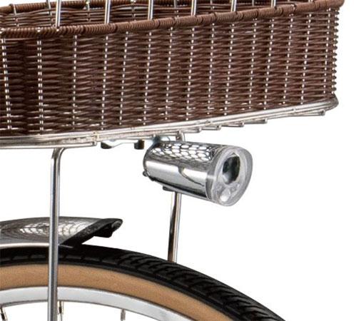 2021 カジュナ ベーシックライン デラックス「CB7T1」 27インチ 3段変速 オートライト シティサイクル 自転車