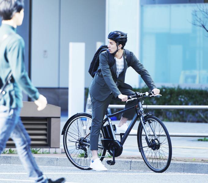 2021 TB1e「TB7B41」27インチ 7段変速 電動自転車【CB2004】