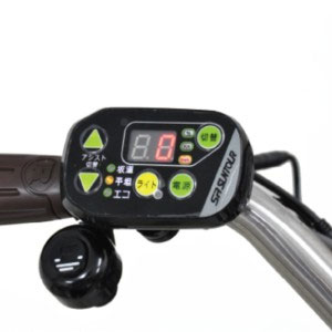 2021 ビュースポルティーボ「ASPAP277KMCE」27インチ 電動自転車