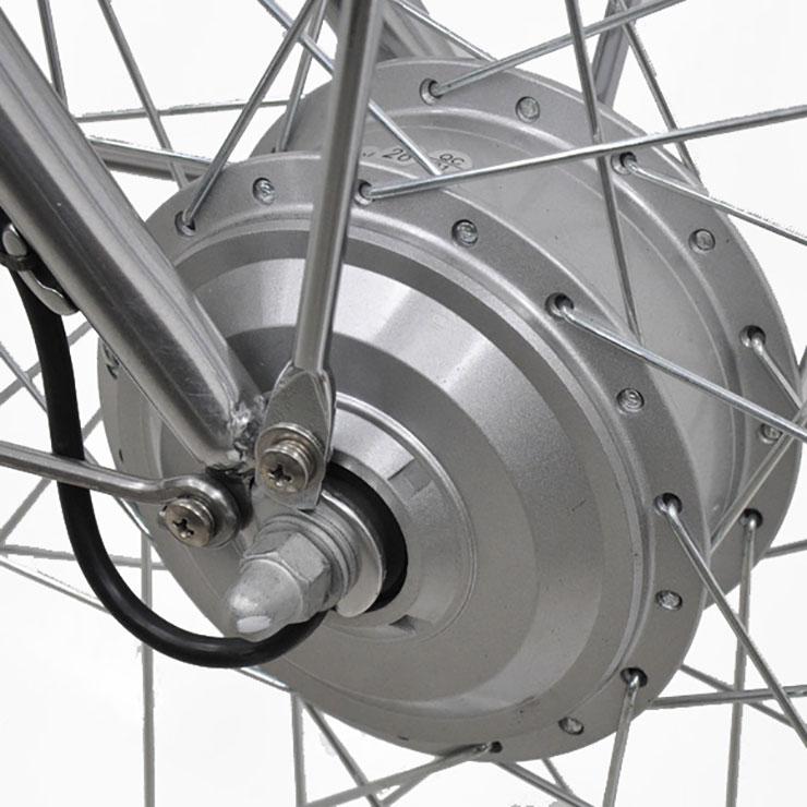 ビュースポルティーボ「ASPAP277KMCE」27インチ 電動自転車