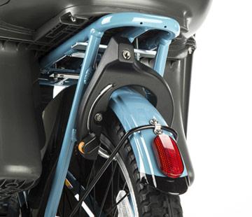 2020 ギュットアニーズDX「BE-ELAD032」20インチ 3人乗り対応 電動自転車