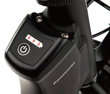 2020 SW「BE-ELSW012」20インチ 電動自転車