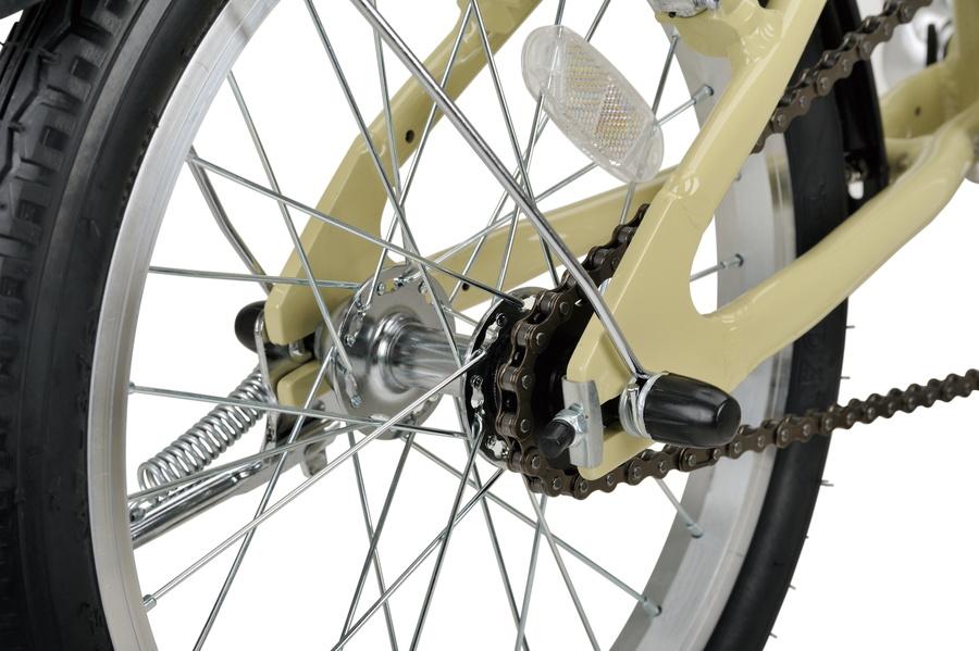 AL-FDB161 16インチ 折りたたみ自転車【CS-BK】