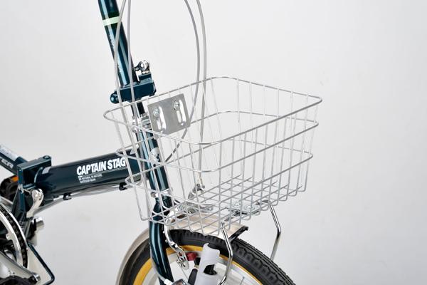 ファスターFDB206BAA 20インチ 折りたたみ自転車【CS-BK】