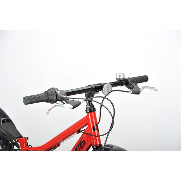 ダートキングWサスATB266 26インチ マウンテンバイク【CS-BK】
