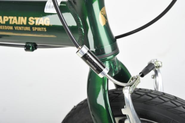リライトAL-FDB141 14インチ 折りたたみ自転車