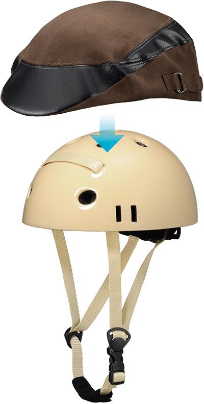 C642 Maple(メイプル)ヘルメット