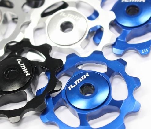 Liike-PUL-C Ceramic bearing セラミックベアリング 歯数:11t 2個セット