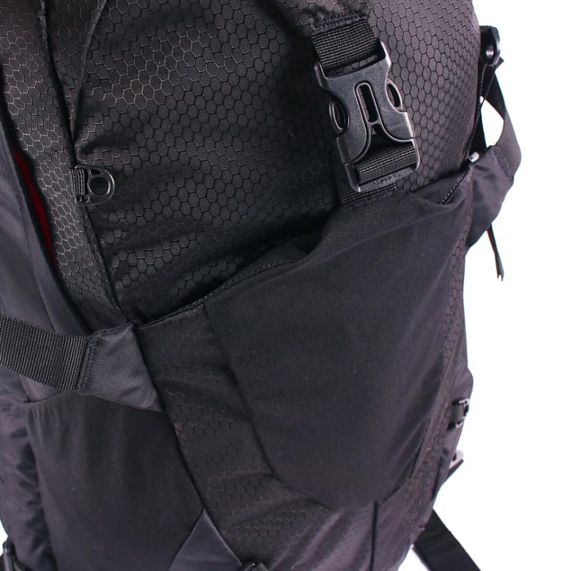 Laukku-BP22(ラウック)ヘルメットホルダー/レインカバー 付属 容量:22L