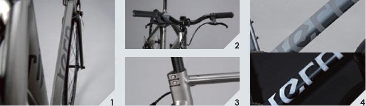 2021 RIP(リップ)650C フレームサイズ:500 クロスバイク