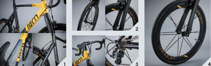 2021 SURGE PRO(サージュ プロ)20インチ フレームサイズ:470 ミニベロ 自転車