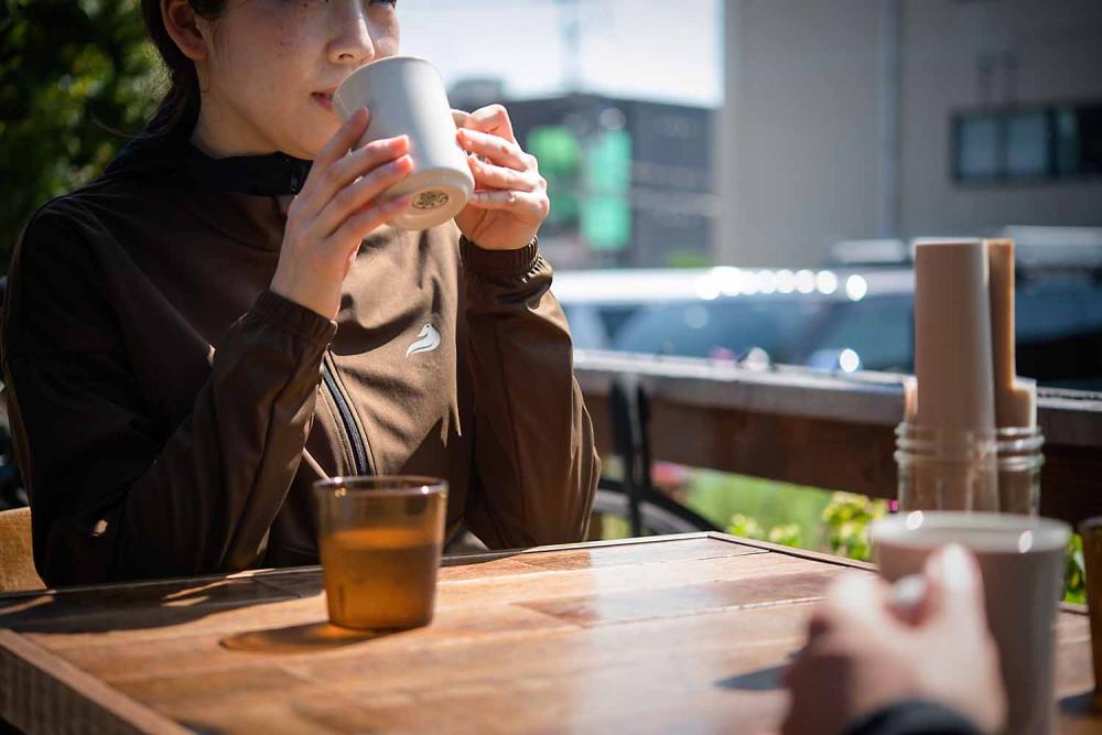 レディース ライトシェル アウタージャケット -K 想定気温:10度【IL-OT】