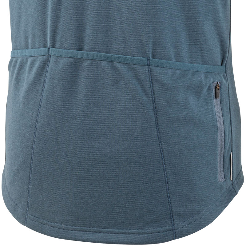 バックポケット付Tシャツ -M【IL-TPS】