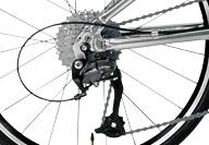 PLATINUM MACH8(プラチナマッハ8)AL209 20インチ 折りたたみ自転車