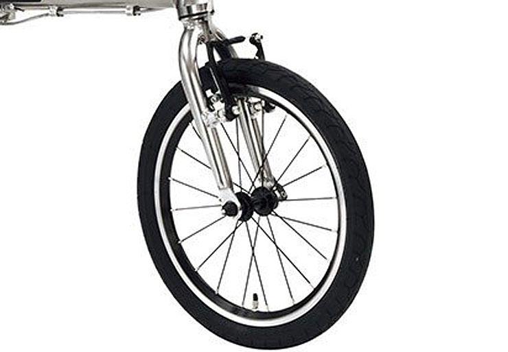 PLATINUM LIGHT8(プラチナライト8)AL167 16インチ 折りたたみ自転車