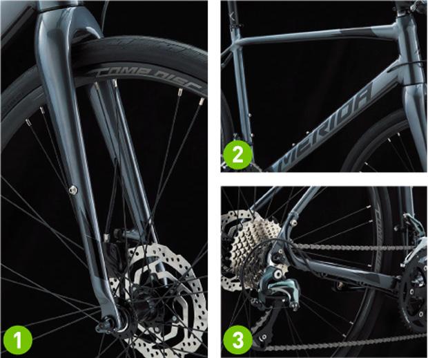 2021 GRAN SPEED 300-D(グランスピード300-D)クロスバイク 自転車