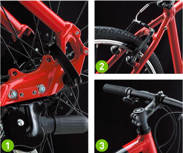 2021 CROSSWAY 100-R(クロスウェイ100-R)クロスバイク 自転車