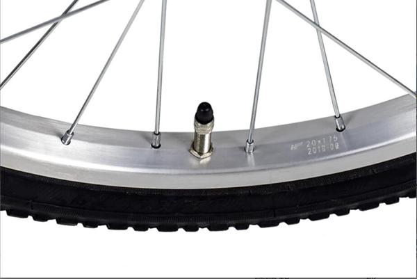 ミモレット-L 20インチ 折りたたみ自転車