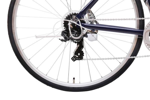 WEEKEND BIKES(ウィークエンド バイクス)-K 700C クロスバイク 自転車