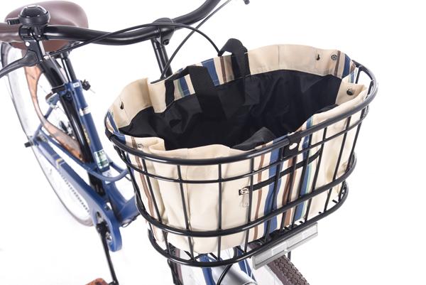 カーグスマート-L 26インチ 変速なし オートライト シティサイクル 自転車