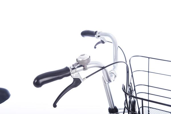 カーグリラックス-K 26インチ 変速なし ダイナモライト シティサイクル 自転車