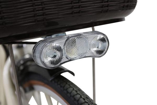 エナシス フィール(ENERSYS Feel)-K 26インチ 電動自転車