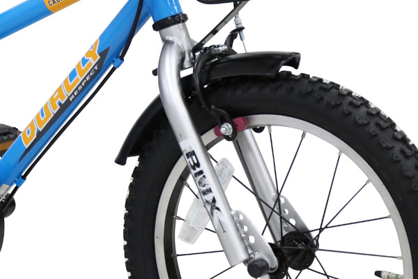 デューリー-K 18インチ 子供用BMXスタイル自転車