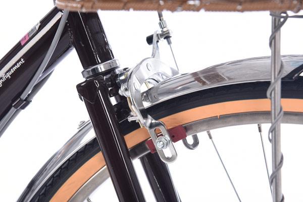 フェリーク リミテッド-L 26インチ 3段変速 オートライト シティサイクル 自転車