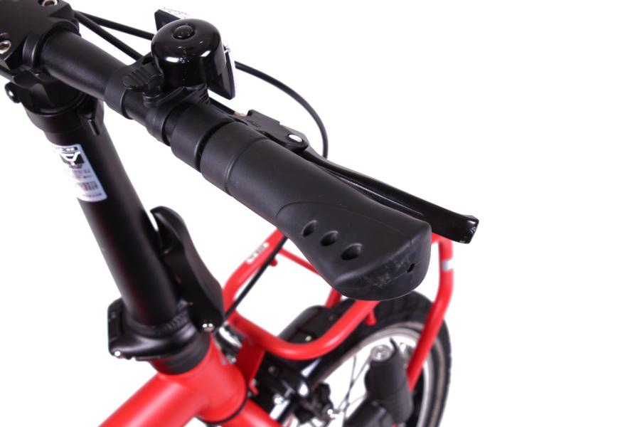 エマージェンシーバイク-K 16インチ 折りたたみ自転車