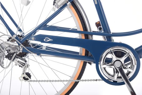フェリーク BAA-L 26インチ 6段変速 オートライト シティサイクル 自転車
