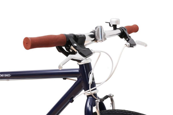 WEEKEND BIKES(ウィークエンド バイクス)HD-L オートライト 700C クロスバイク 自転車