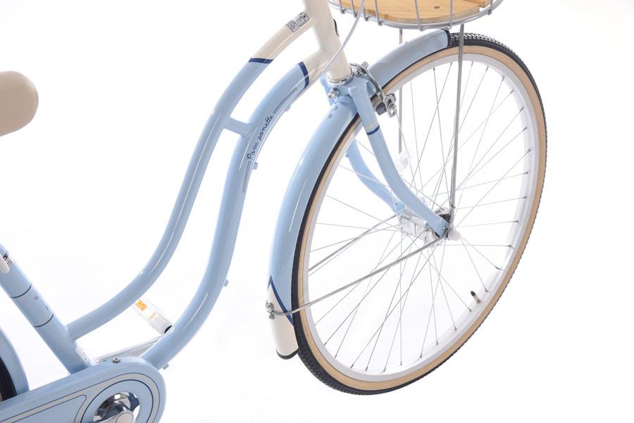 ポンポネット-L ナルミヤインターナショナル 24インチ 変速なし オートライト 子供用 自転車