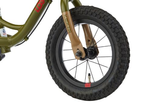 LOG KICKER(ログキッカー)トレーニングバイク(バランスバイク・ペダルなし二輪)