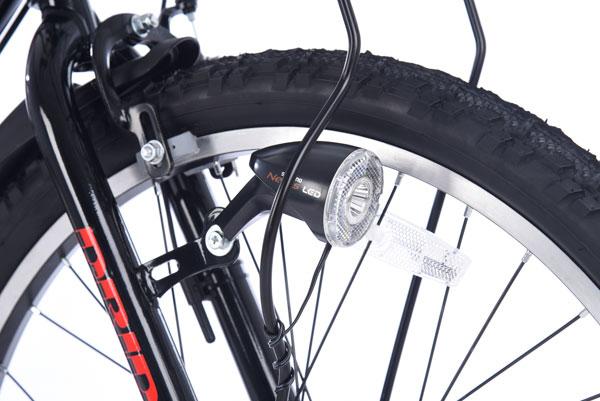 ドライド S3 206HD-L 20インチ 外装6段変速 オートライト 子供用 自転車