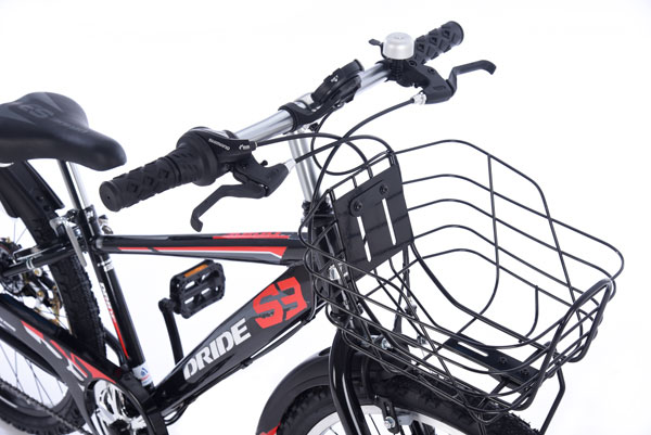 ドライド S3 246-L 24インチ 外装6段変速 ダイナモライト 子供用 自転車