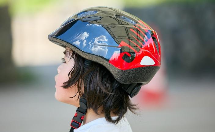キッズヘルメット-M 子供用ヘルメット サイズ:S 頭周:47-51cm(推奨年齢1-3歳)