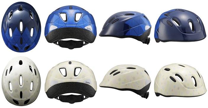 キッズヘルメット-M 子供用ヘルメット サイズ:M 頭周:49-54cm(推奨年齢:幼稚園年中-小学生低学年)