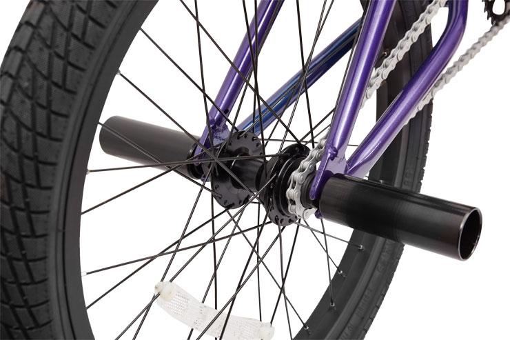 レユニオンインスティンクト20LTD-M 20インチ シングルスピード BMX 自転車