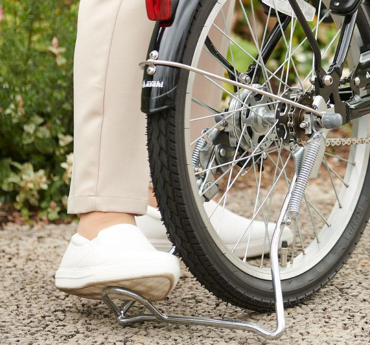 エナシス ライフ(ENERSYS Life)-M 20インチ 変速なし 電動自転車