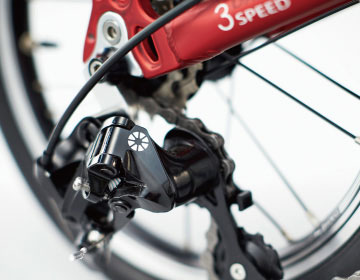 2021 K3 14インチ 折りたたみ自転車