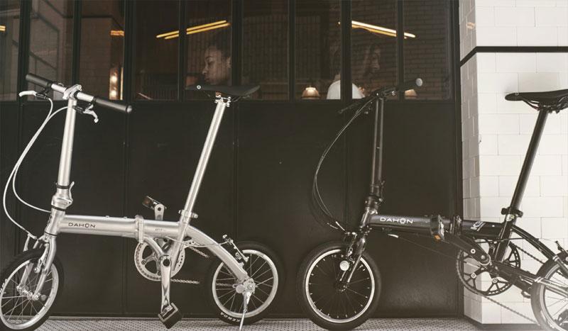 2021 Dove Plus(ダヴ プラス)14インチ 折りたたみ自転車