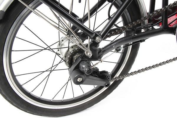 Roller163 16インチ 折りたたみ自転車