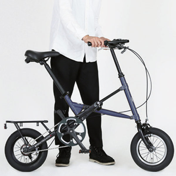 HARRY QUINN MAGIC WAND AUTO II(マジックワンド オート2) 12インチ 折りたたみ自転車
