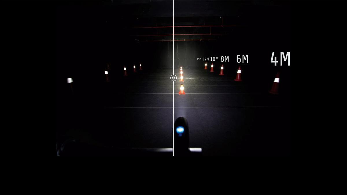METEOR-X AUTO PRO(メテオ X オート プロ)USB充電式 明るさ:600ルーメン