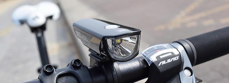 HL-EL151RC VOLT200(ボルト200)フロントライト USB充電式 明るさ:200ルーメン